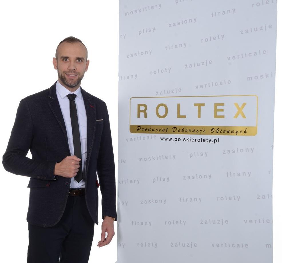 Paweł Bożym - Właściciel firmy Roltex Lublin